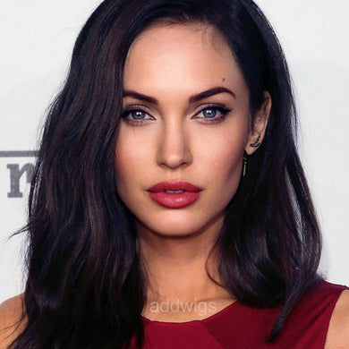 Angelina Jolie Same Style Customized Celebrity Human Hair Lace Wig