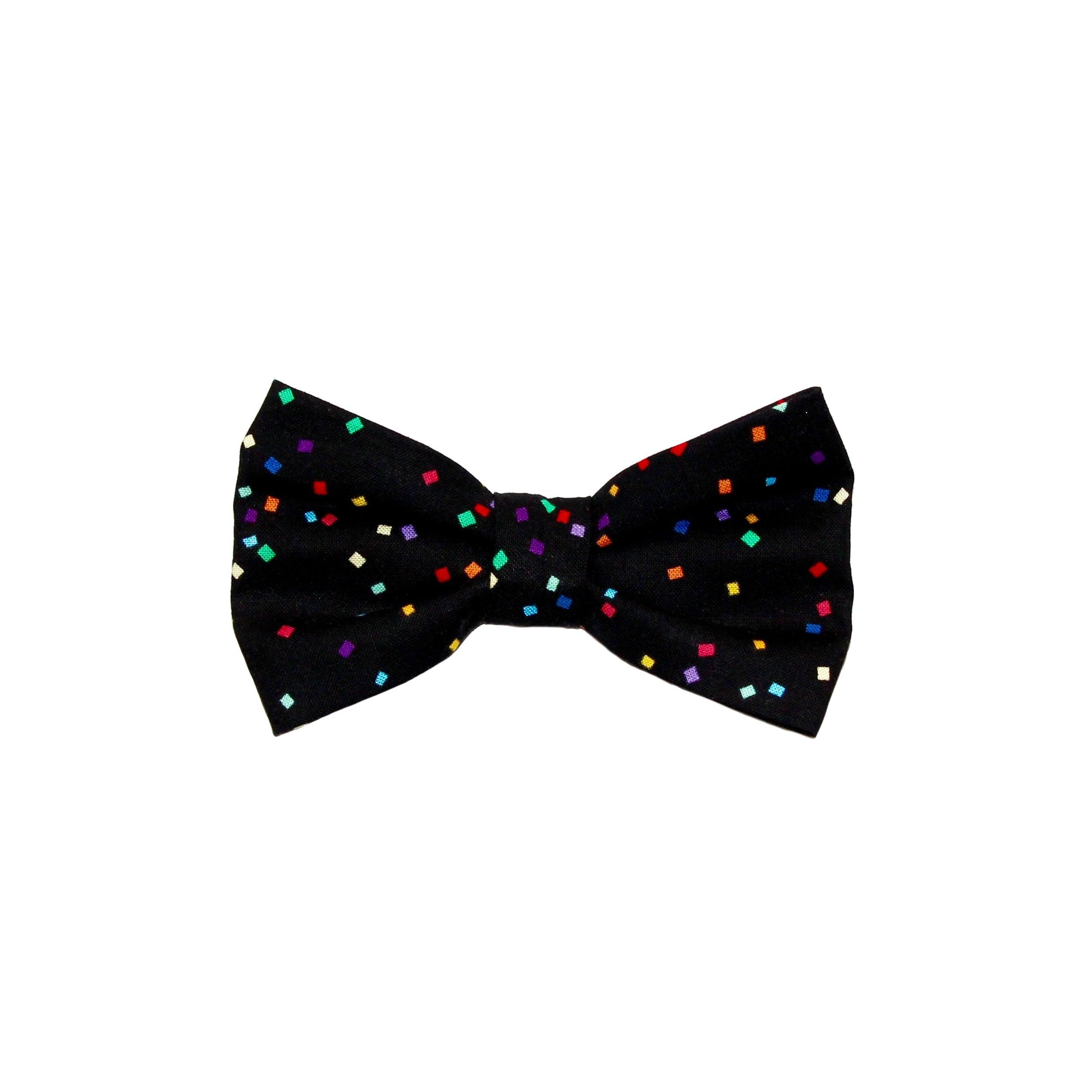 Clothes Companion Birthday Bow Tie