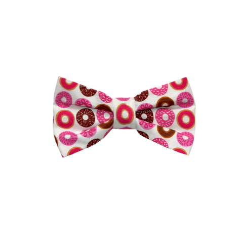 Clothes Companion Donut Dog Bow Tie