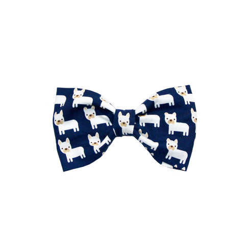 Clothes Companion Frenchie Bow Tie