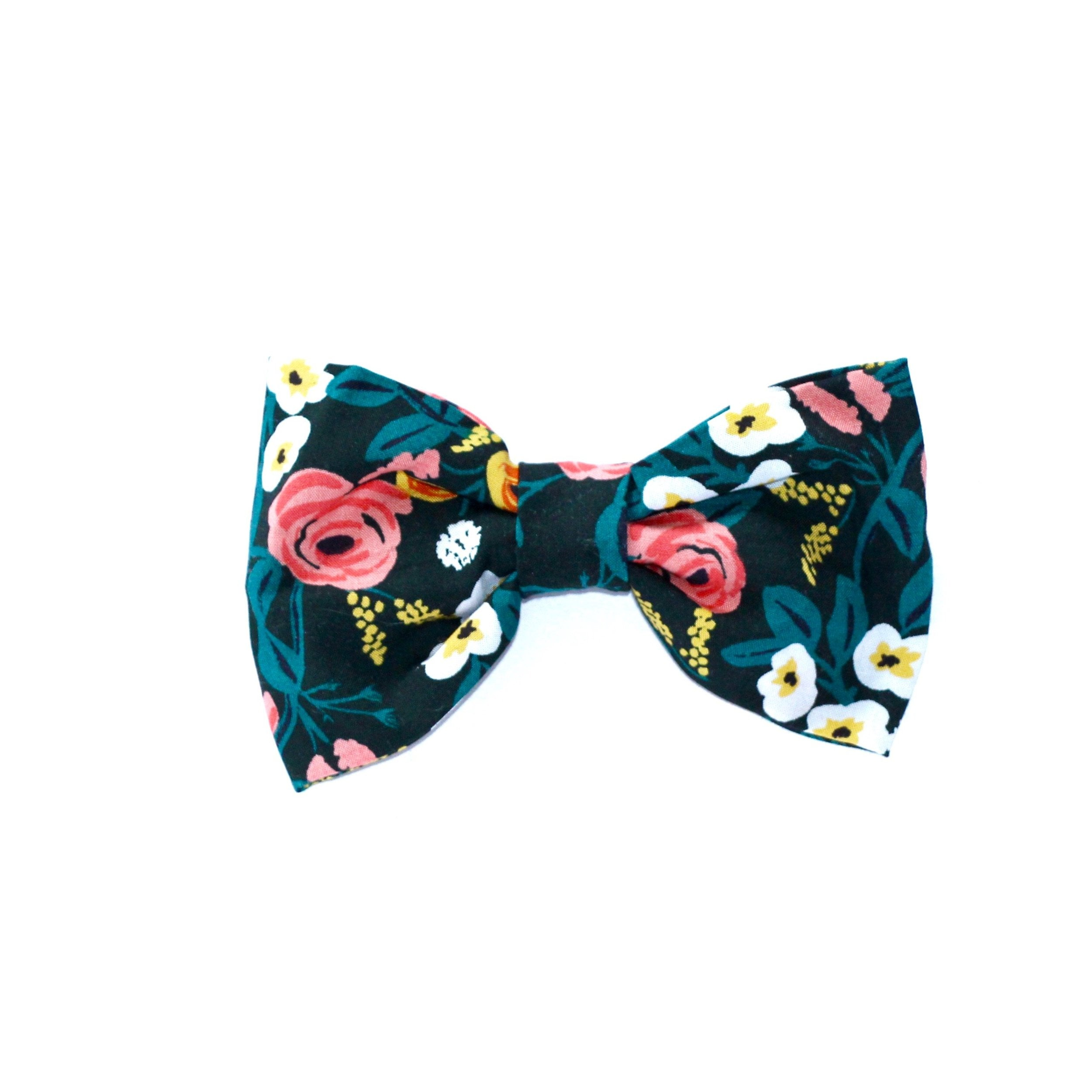 Clothes Companion Dog and Pet Bows and Bow Ties Rifle Paper Co.