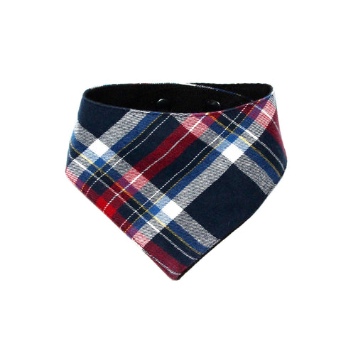 Clothes Companion The Jameson Double-Snap Dog Bandana