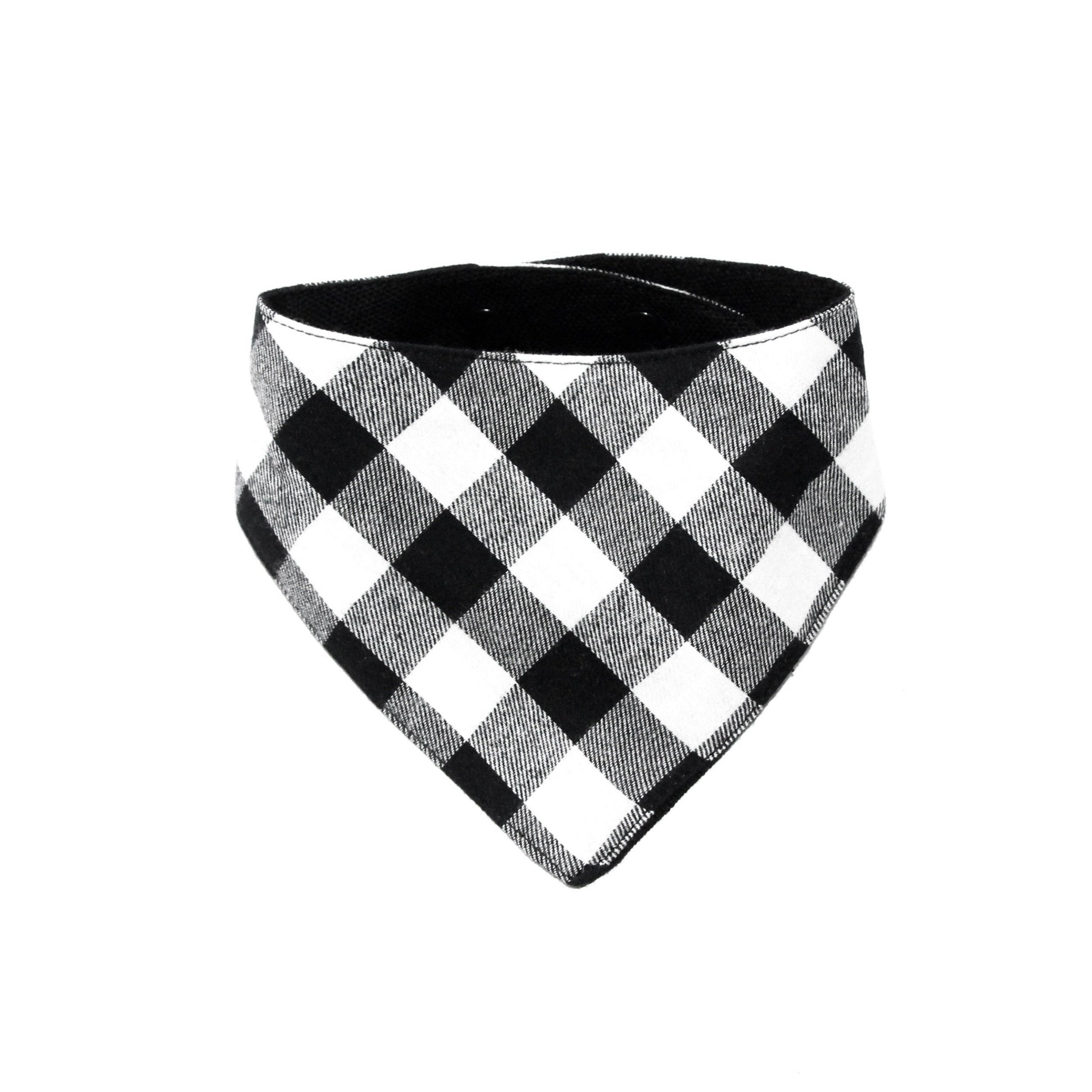 Clothes Companion The Milo Double-Snap Dog Bandana