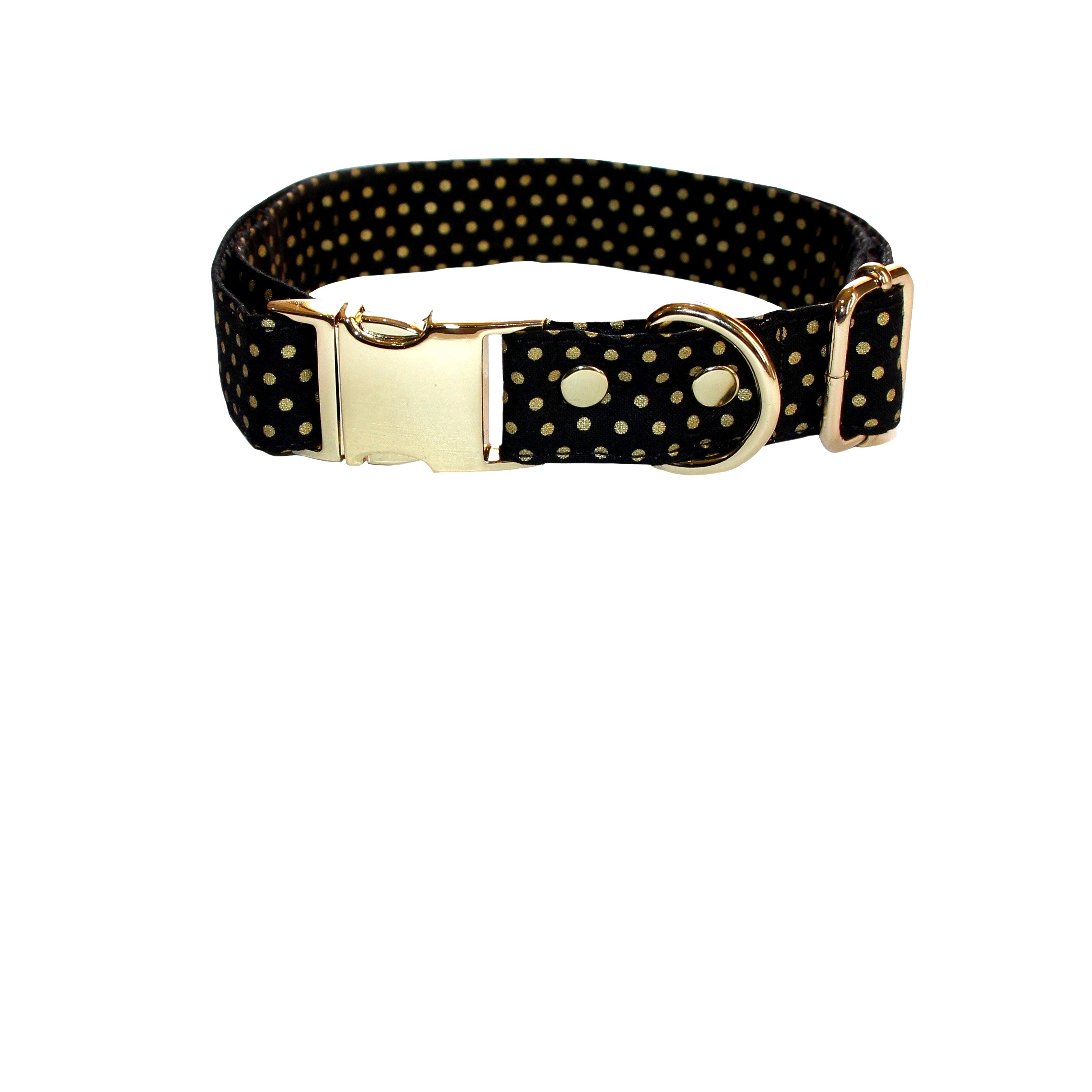 THE GOLD DOTS COLLAR