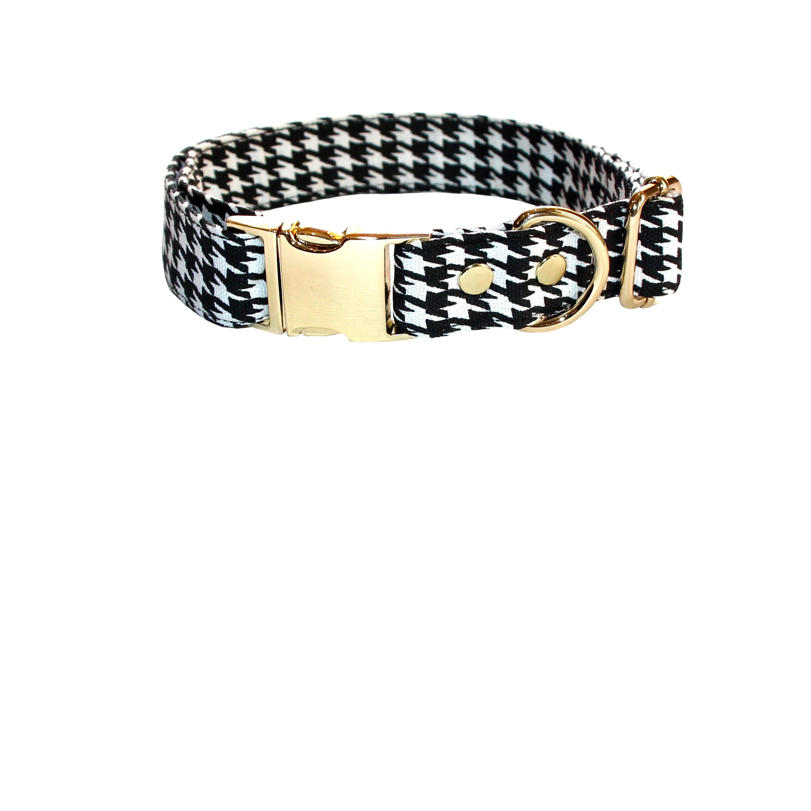 THE HOUNDSTOOTH COLLAR
