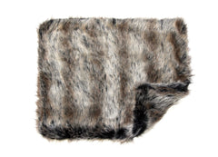 Clothes Companion Jax Faux Fur Blanket for Dog Puppies and Pets
