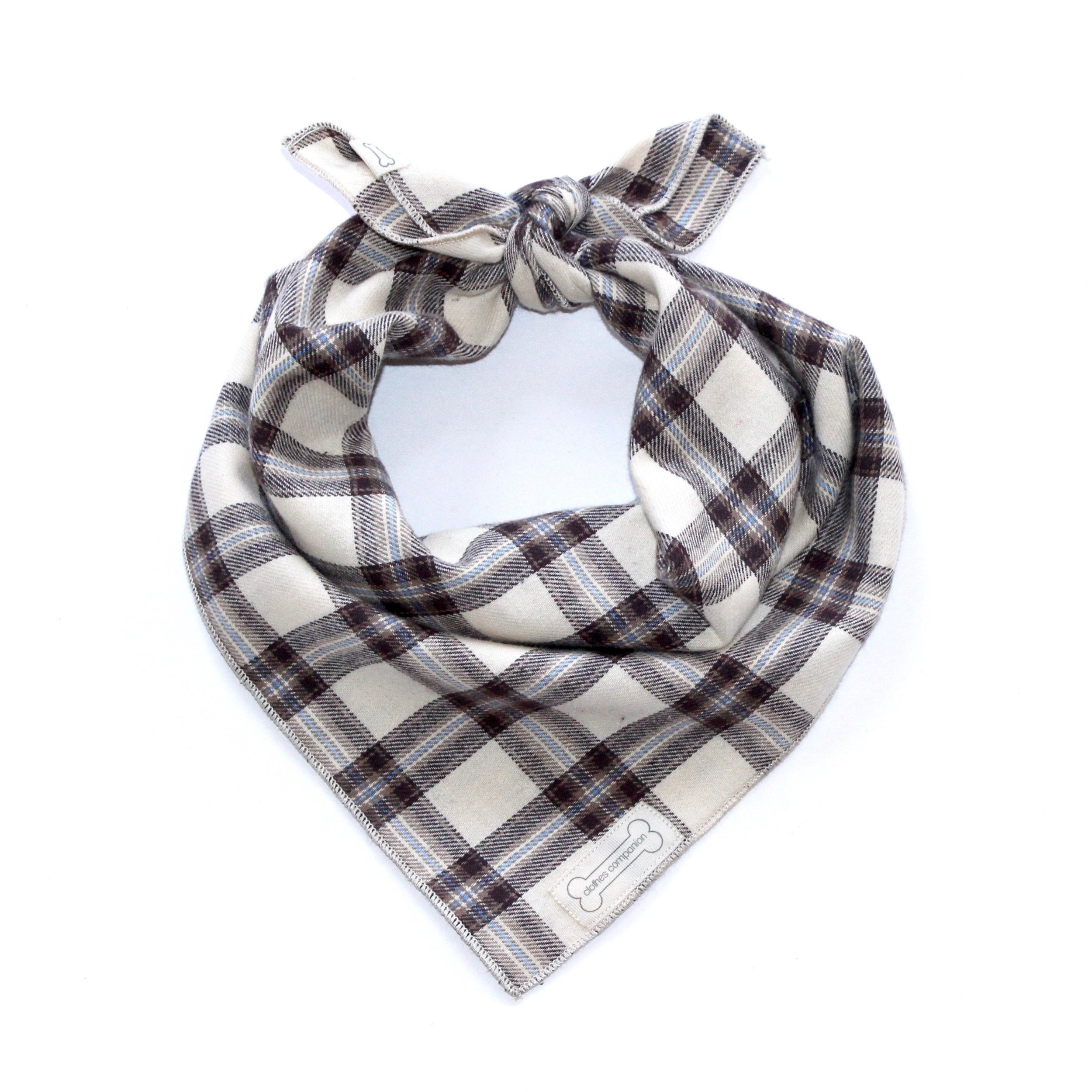 THE DREAMY CLASSIC-TIE BANDANA