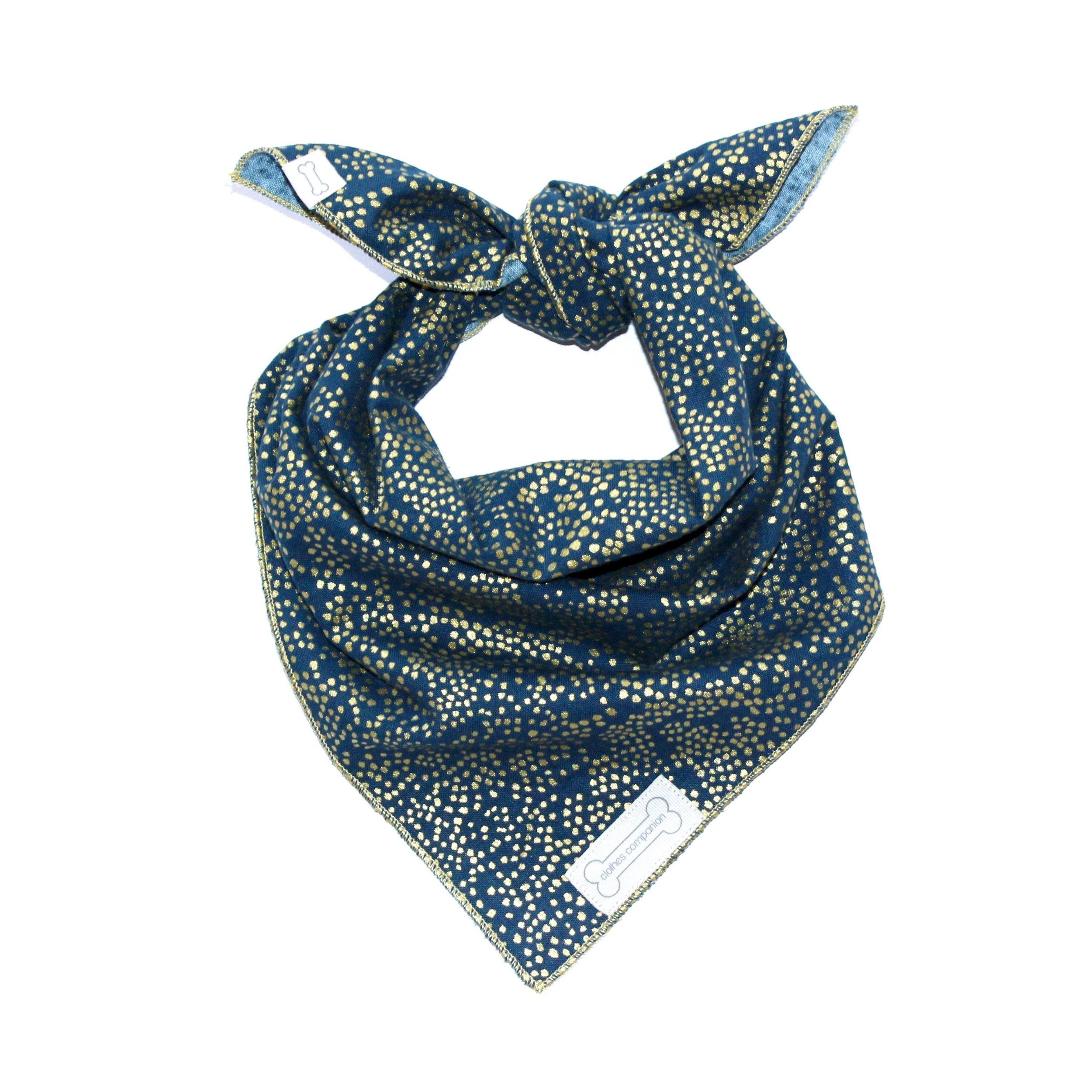 THE GOLDIE CLASSIC-TIE BANDANA