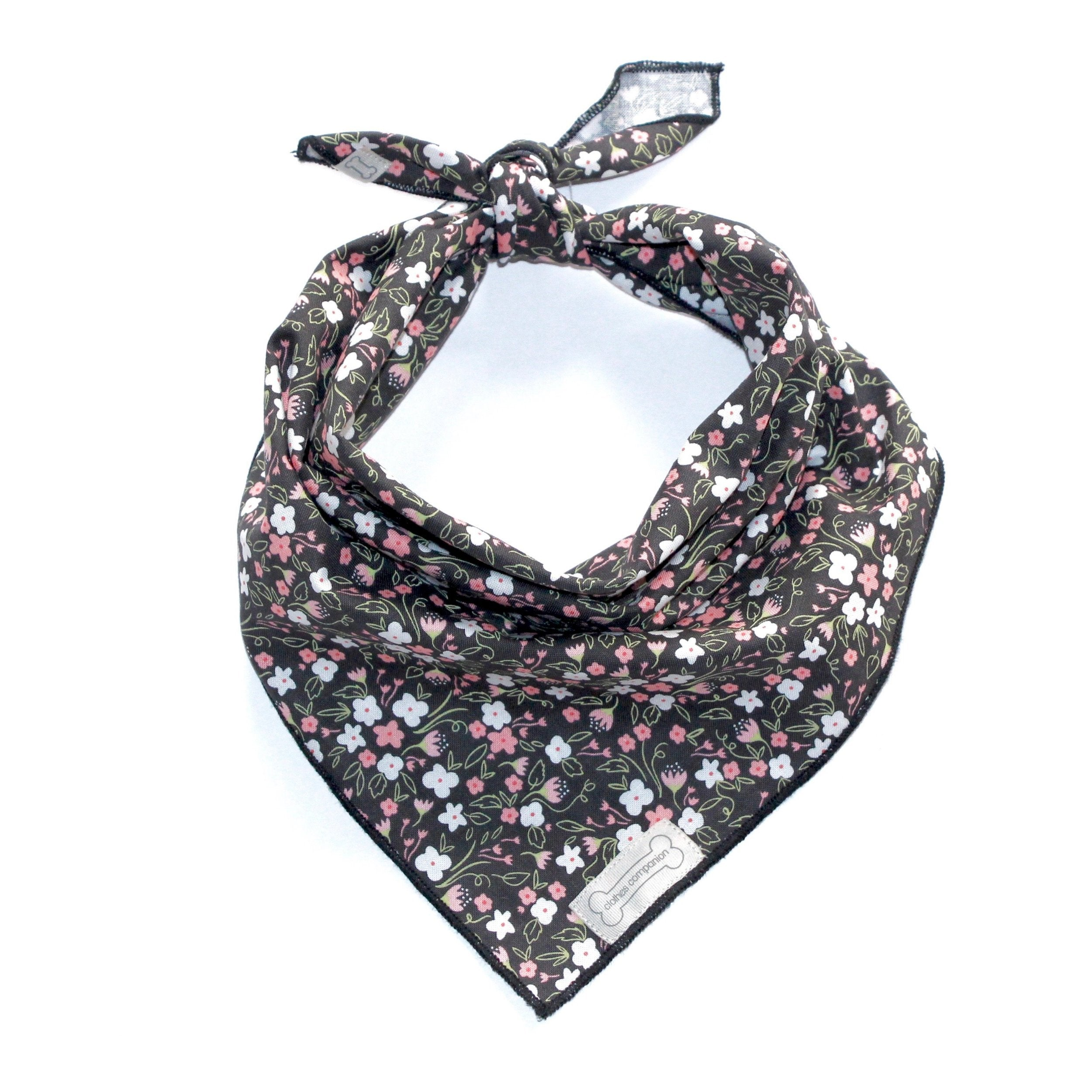 THE GYPSY ROSE CLASSIC-TIE BANDANA