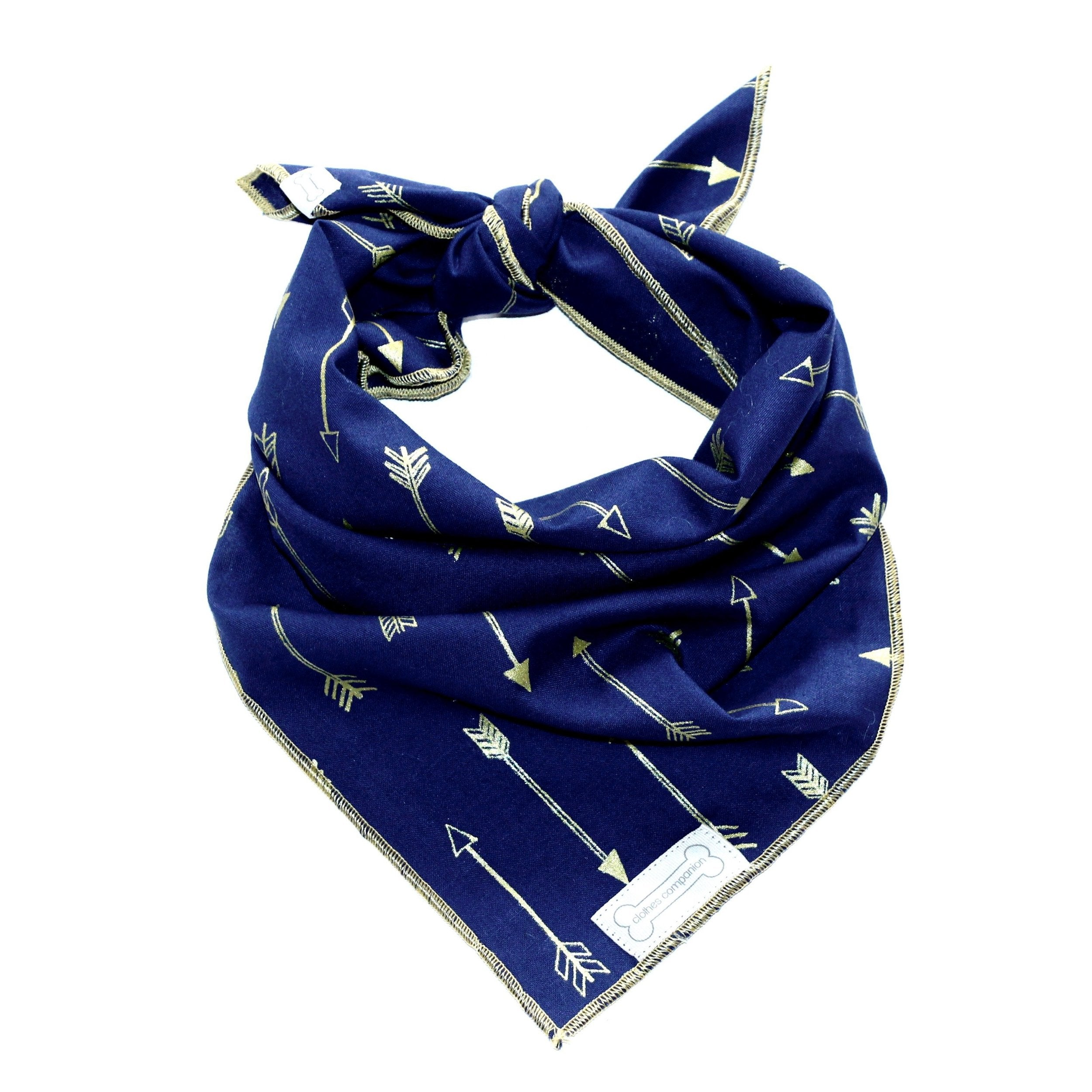 THE LUCKY CLASSIC-TIE BANDANA