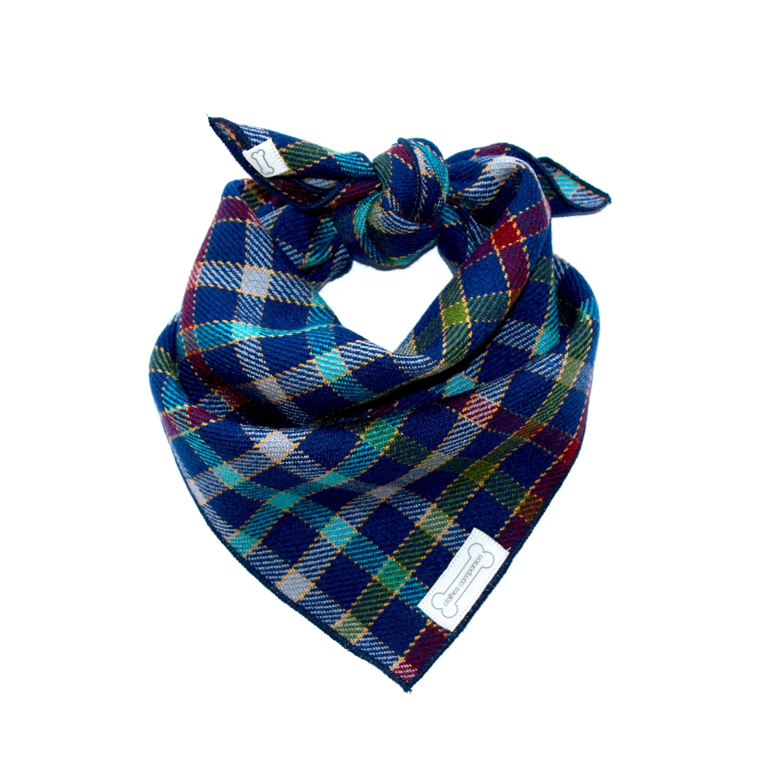 THE OLIVER CLASSIC-TIE BANDANA
