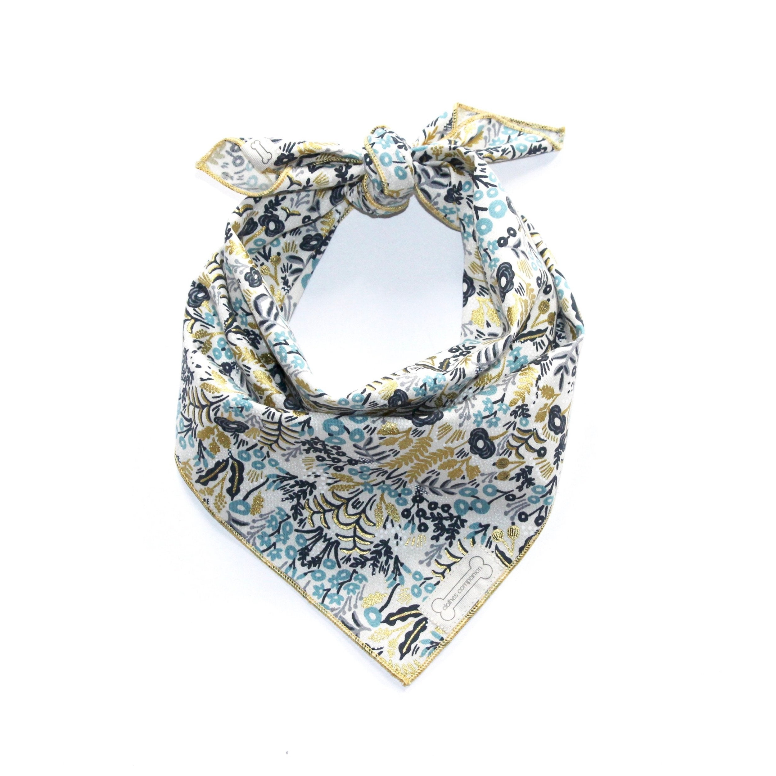 THE PARIS CLASSIC-TIE BANDANA