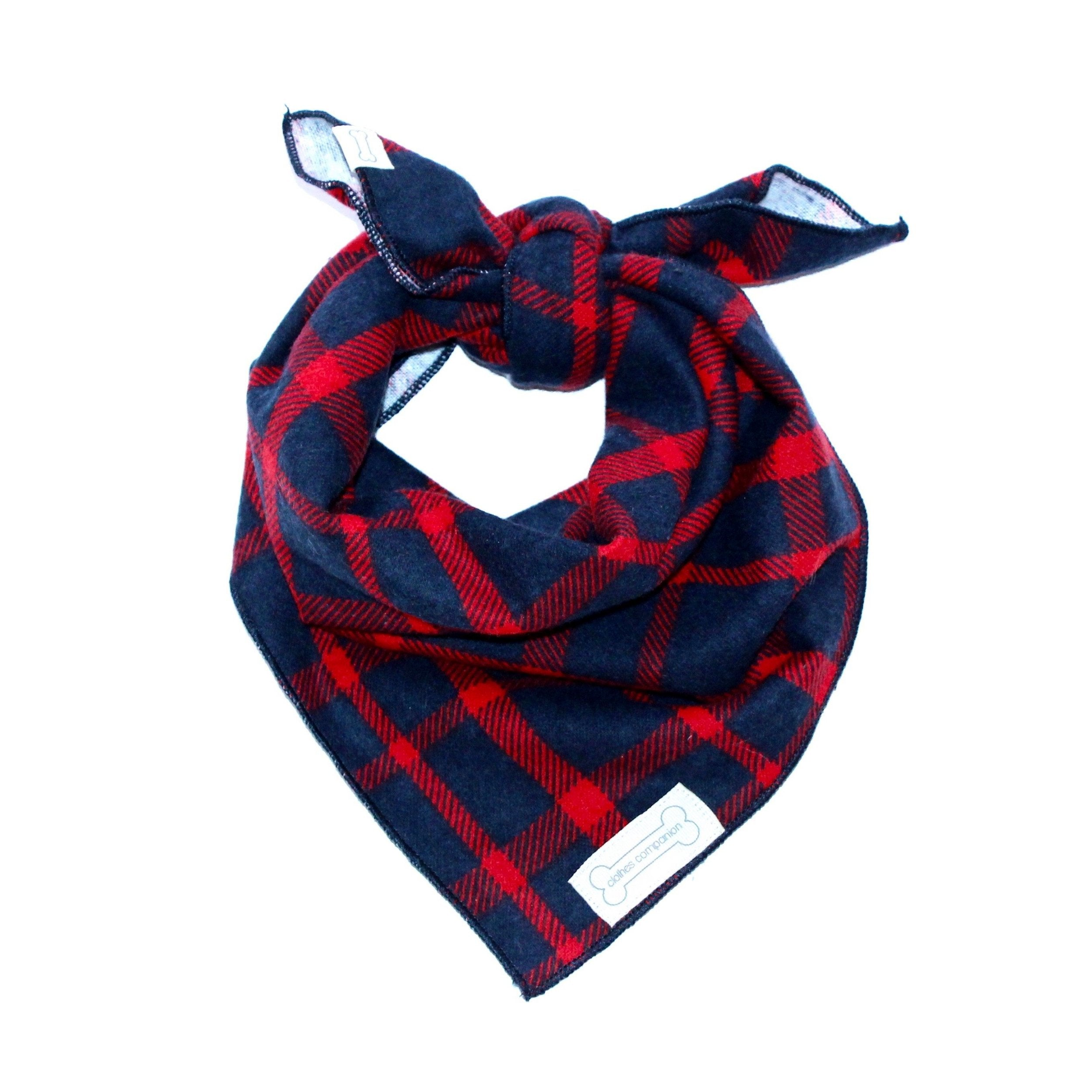 THE TEDDY CLASSIC-TIE BANDANA
