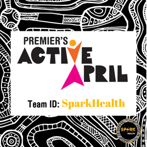 'SparkHealth' on the move for Active April