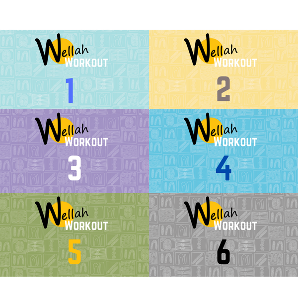 Wellah Workout Series is Live!