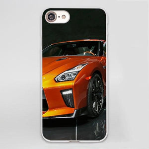 Orange GTR IPhone Case