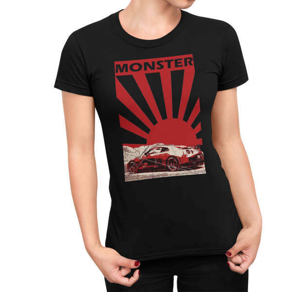 R35 Monster Women's T-Shirt