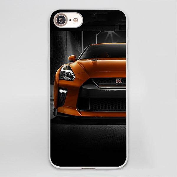 Orange R35 IPhone Case