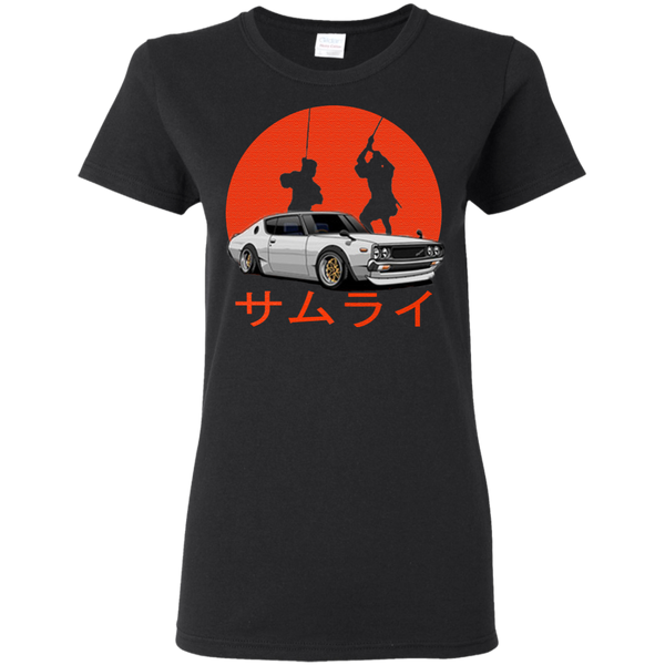 Samurai Women's T-Shirt
