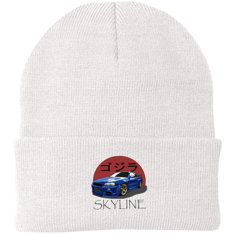 Skyline Knit Cap