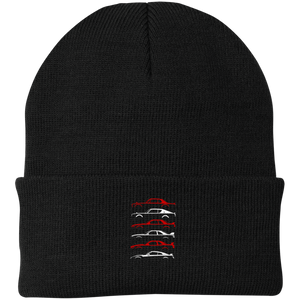 GTR Row Knit Cap