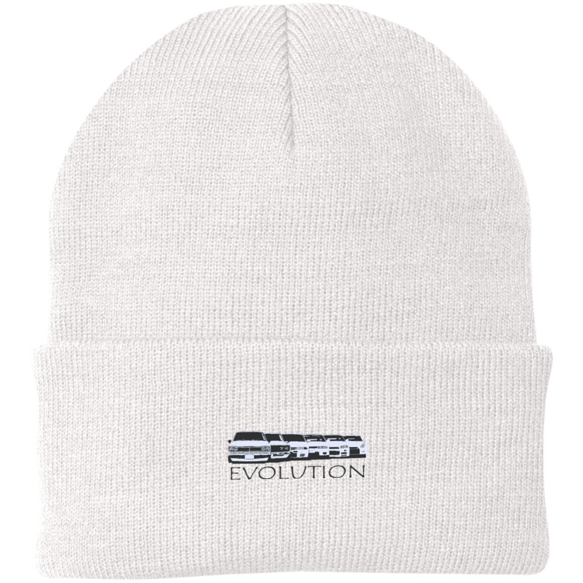 Evolution Knit Cap