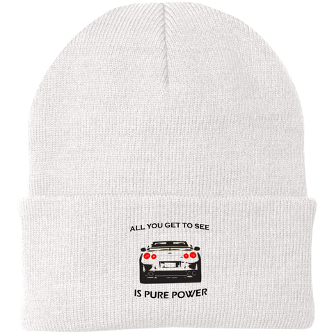 Pure Power Knit Cap
