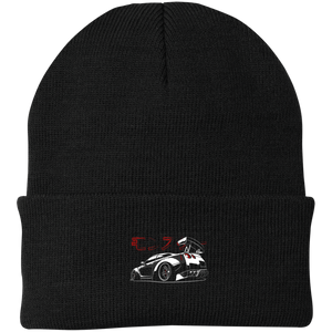 R35 Side Knit Cap