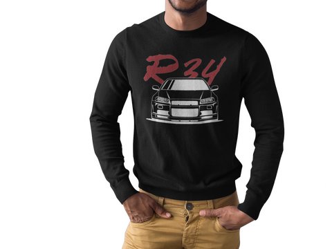 R34 Long Sleeve