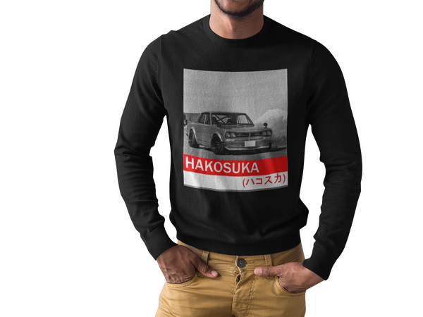 Hakosuka Long Sleeve
