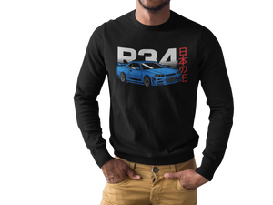 R34 Legend Long Sleeve