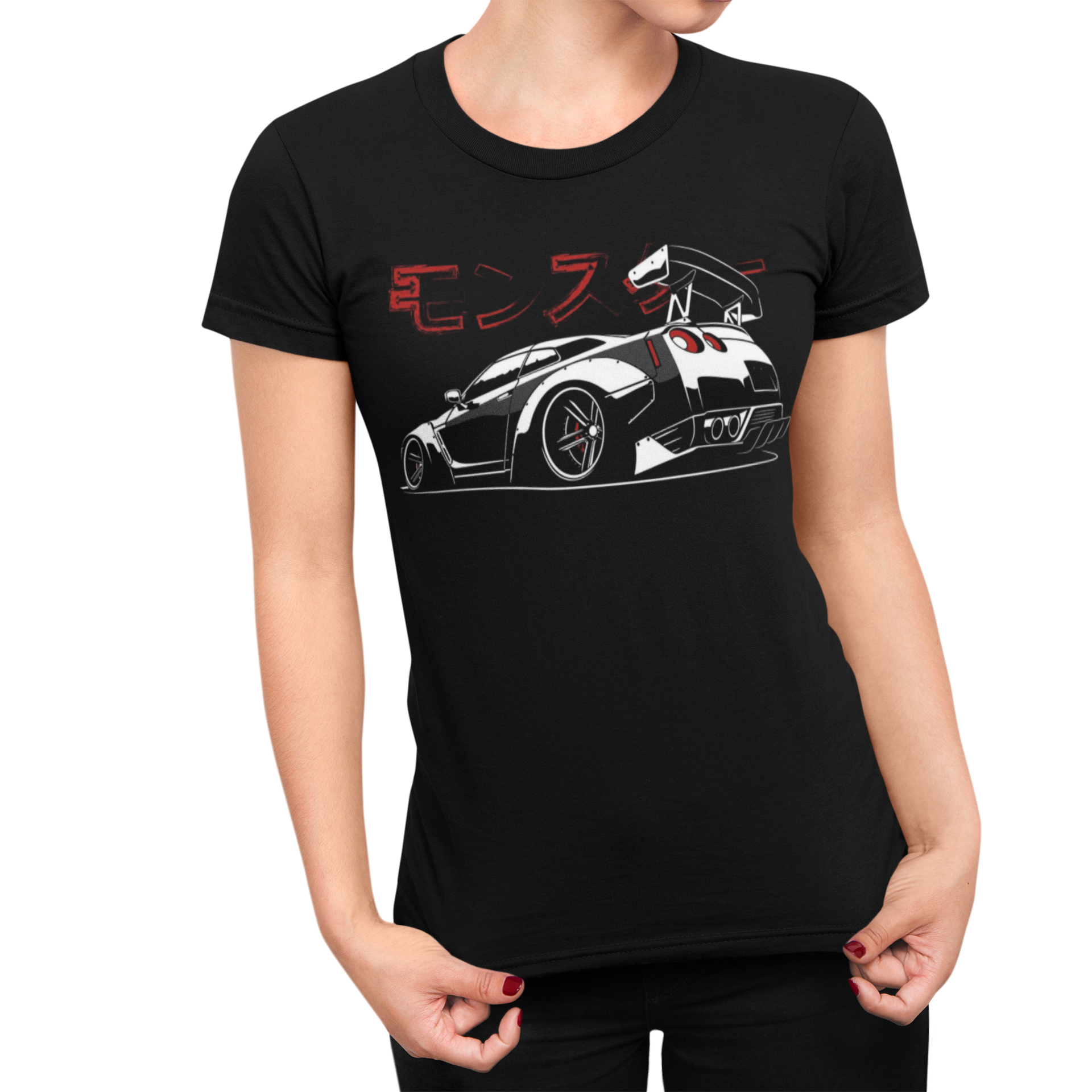 R35 Side Women's T-Shirt
