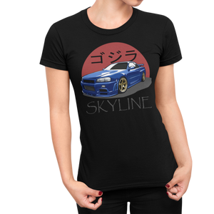 Skyline Women's T-Shirt