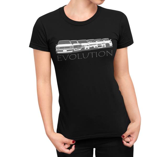 Evolution Women's T-Shirt