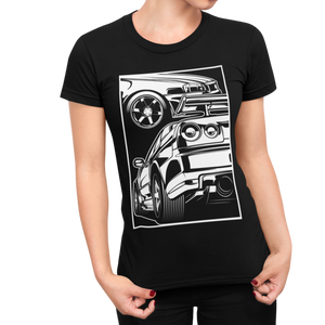 R34 Collage Women's T-Shirt