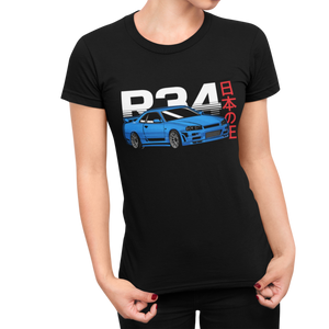 R34 Legend Women's T-Shirt