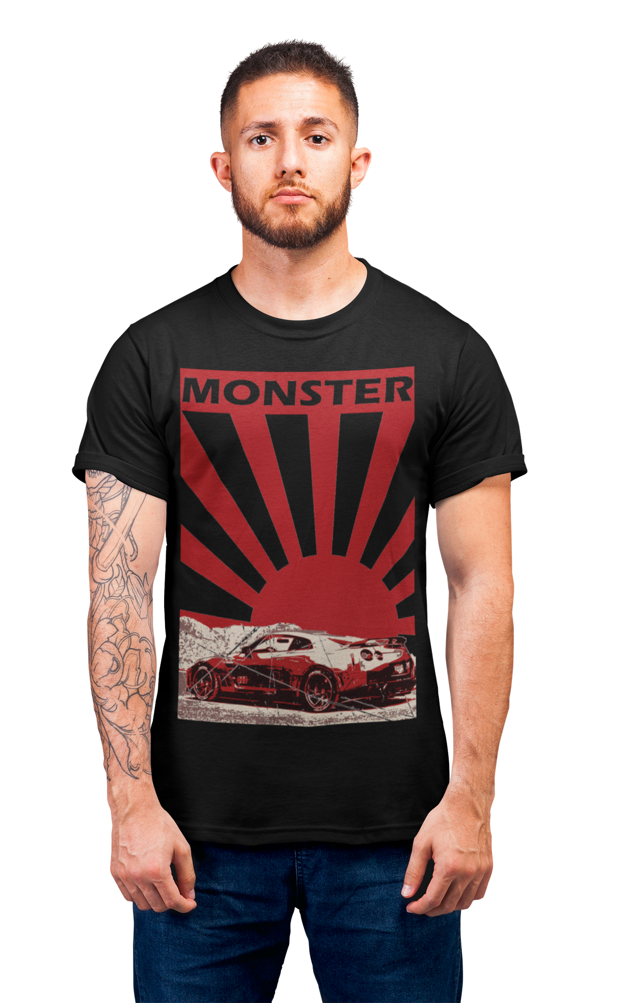 R35 Monster T-Shirt