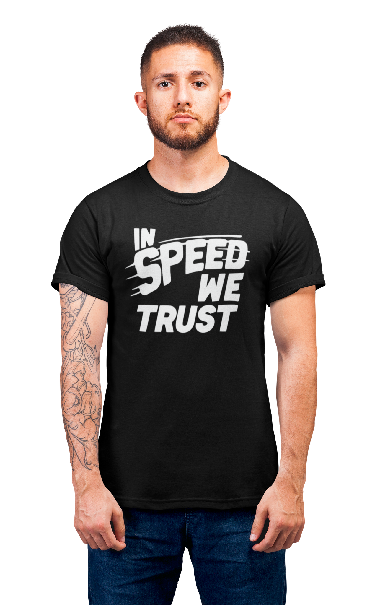 In Speed We Trust T-Shirt