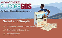 Glucose SOS - Glucose Power for Low Blood Sugar - Original Sweet & Tangy