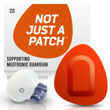 Not Just a Patch - Enlite/Medtronic - 20 Pack - Many Colours