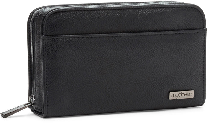 Myabetic Banting Wallet - Black