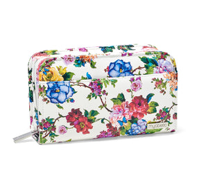 Myabetic Banting Wallet - White Multi Floral