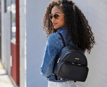 Myabetic Brandy Diabetic Backpack - Black
