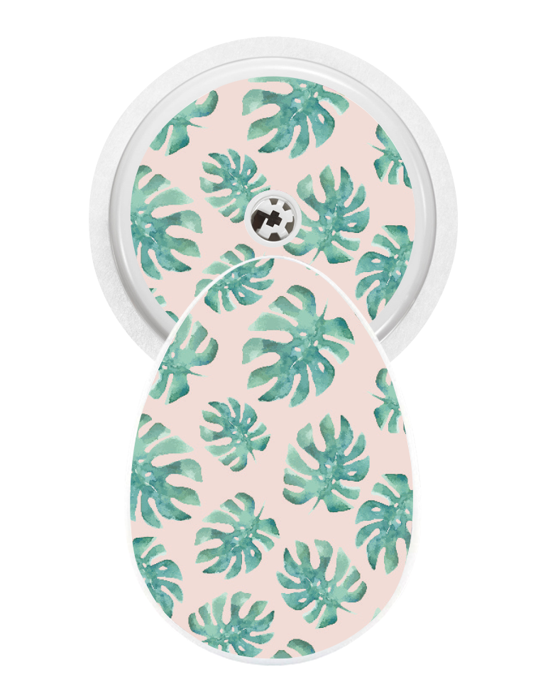 Bubble Sticker (Tropical Vibes)