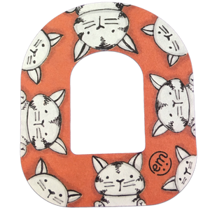 ExpressionMed Cat Adhesive Patch Omnipod