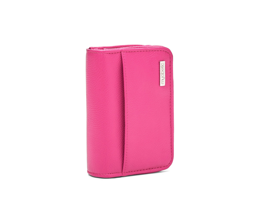 Myabetic Clemens Diabetes Compact Wallet - Many Colours Available