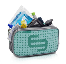 Isothermal Cool Bag for Insulin & Diabetic Supplies (Green)