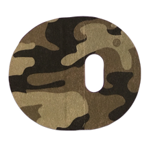 ExpressionMed Camo 2 Part Adhesive Patch Enlite/Guardian