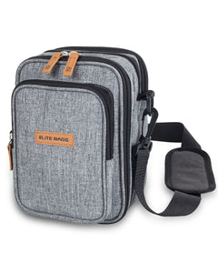 Diabetes Shoulder Bag (Grey)