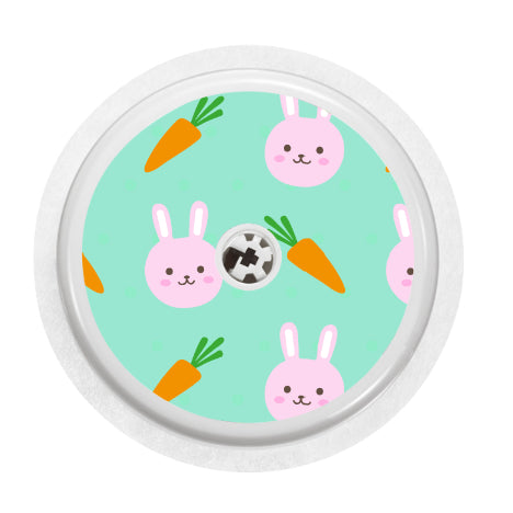 Freestyle Libre Sensor Cover (Bunnies)